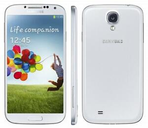 Samsung-Galaxy-S4-S-4-SPH-L720T-16GB-White-Frost-Sprint-Clean-ESN-New-Other
