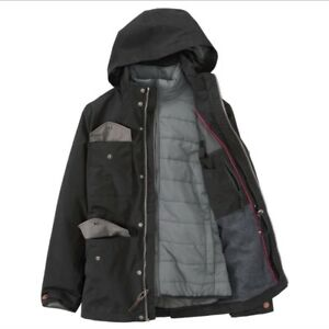 Details about TIMBERLAND MEN'S SNOWDON PEAK 3 IN 1 M65 WATERPROOF JACKET A1NXE SIZE: S