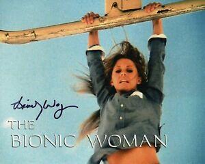 Lindsay-Wagner-Autograph-Signed-8x10-Photo-Bionic-Woman-Zobie-COA