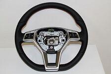 1x original Mercedes Amg Sportpaket Lenkrad Leder rote Nähte W204 W176 R172 C204