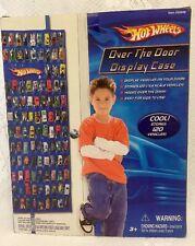 Hot Wheels Hotwheels Over the Door Display Case Item #20056 Stores 120 Cars 1:64