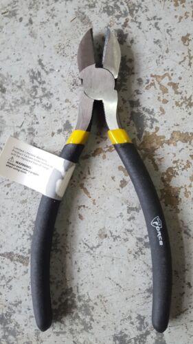 "8/"" Diagonal Pliers Heat Treated Steel NEW"
