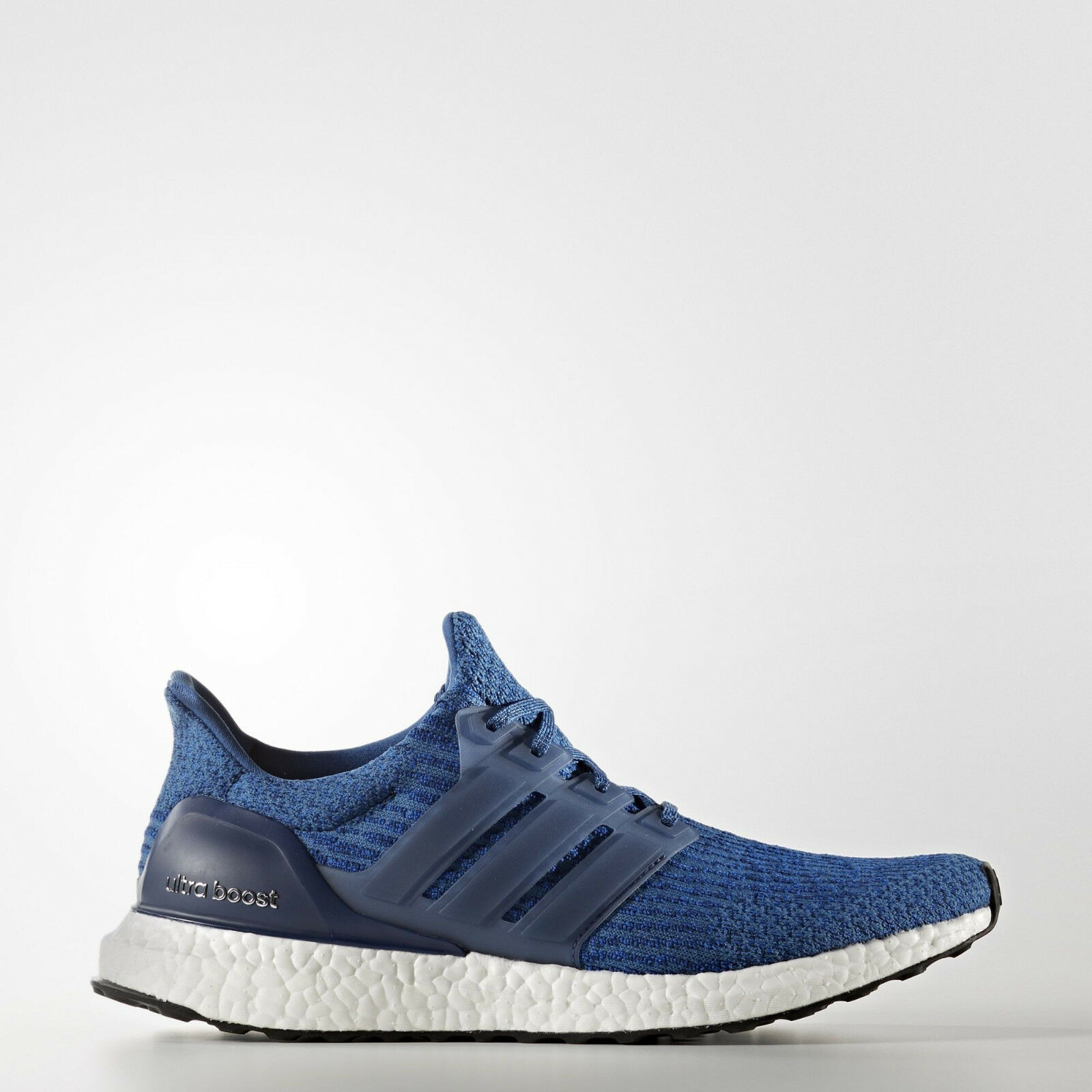 Adidas Mens Ultra Boost Mystery bluee Running shoes BA8844 UltraBOOST