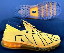Nike Air Max Flair University Gold Yellow Uptempo Men
