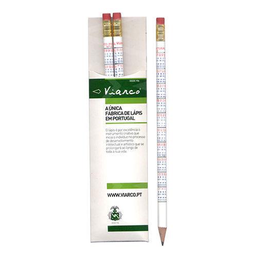 Viarco Multiplication Table Pencil ~ 30 Pencils