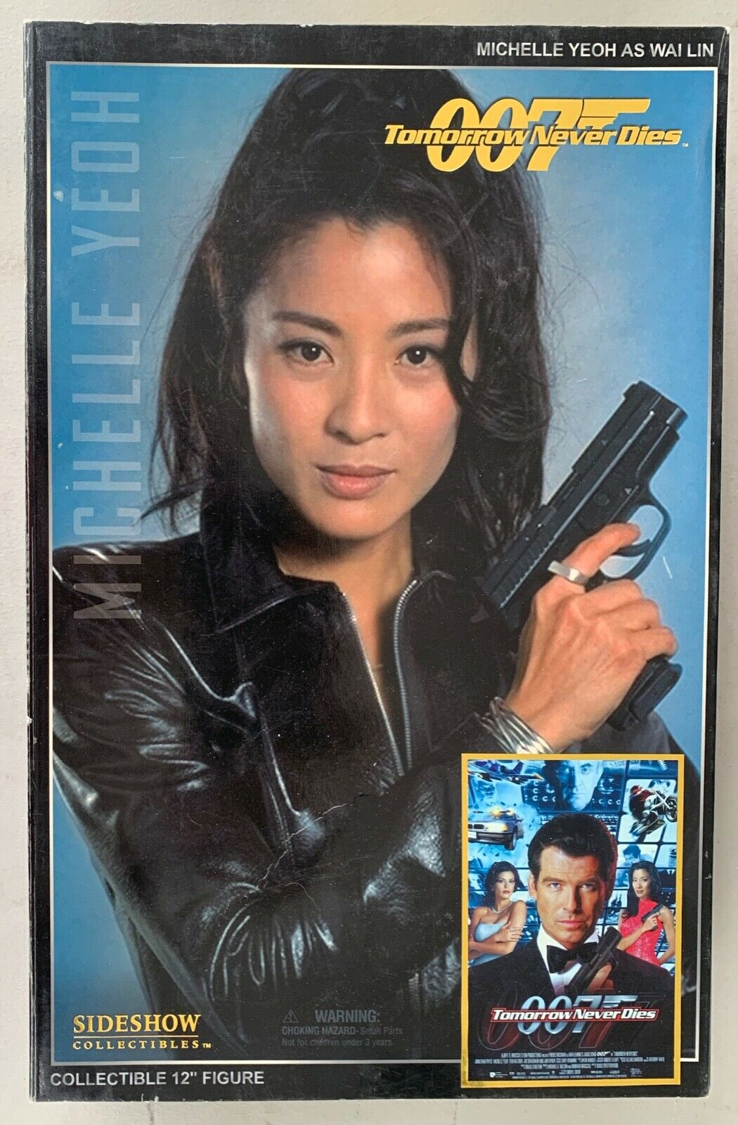 Tomorrow Never Dies Movie Trading Card Pack