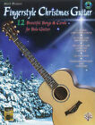 Fingerstyle Christmas Guitar by Faber Music Ltd (Mixed media product, 2000)
