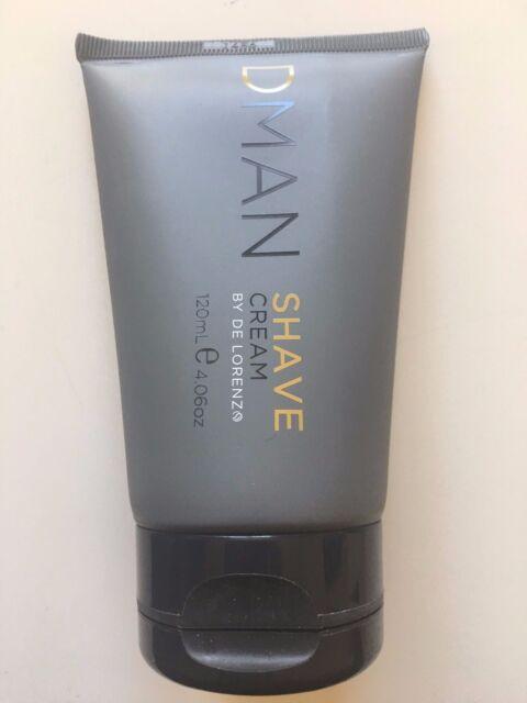 De Lorenzo D-Man Shave Cream 120ml