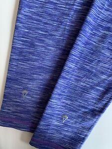 Ivivva Rythmique Crop Lot De 2 Violet Filles Taille 7-afficher Le Titre D'origine
