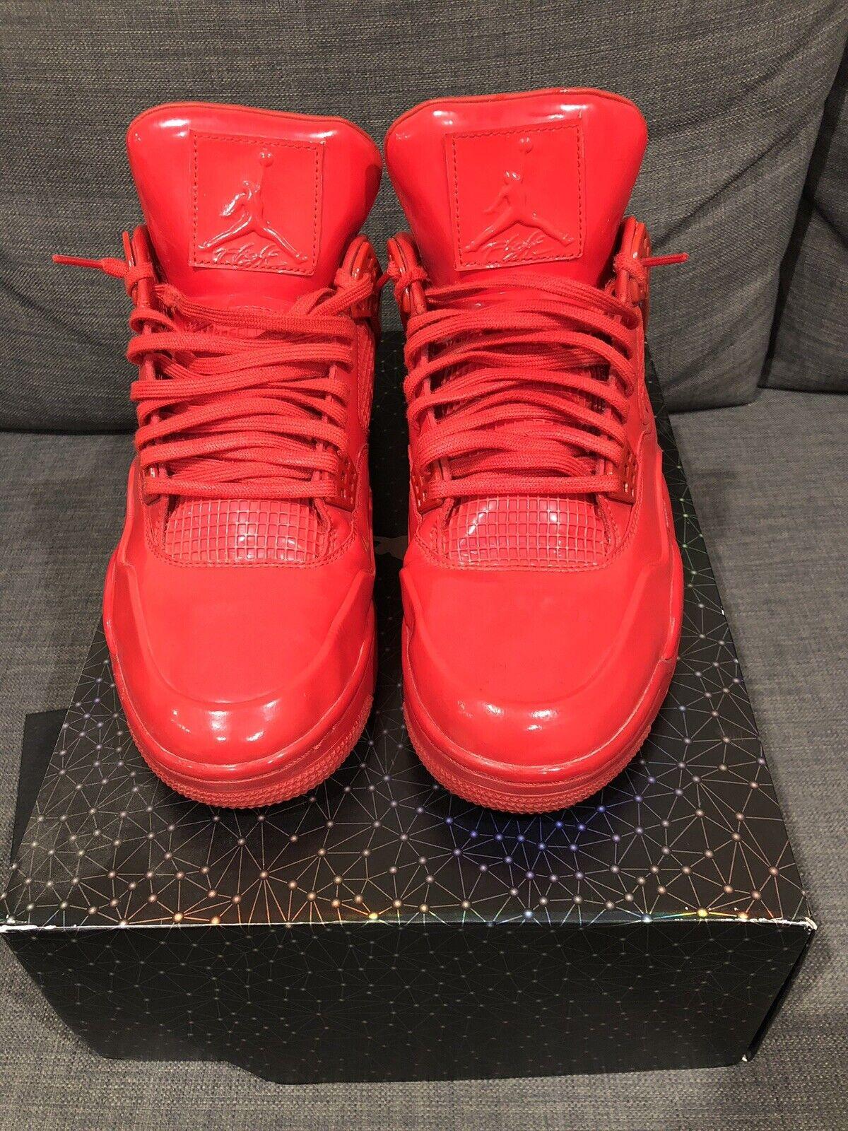 Nike Air Jordan 11 Lab4 University Red Size 12 Preowned