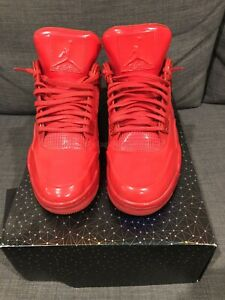info for bf53d 9f206 Details about Nike Air Jordan 11 Lab4 University Red Size 12 Preowned