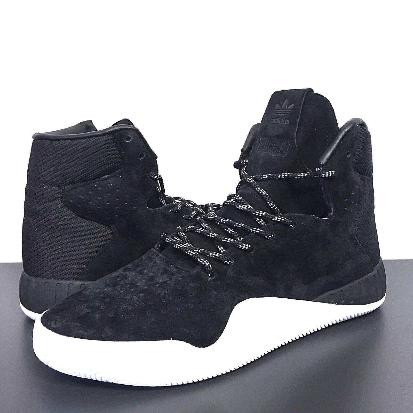 ADIDAS Mens Originals Tubular (MSRP Instinct S80085 Black Hightop Sneakers (MSRP Tubular $120) f4792e