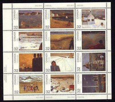 Briefmarken Kanada 910/21 Klbg Postfrisch Top Wassermelonen