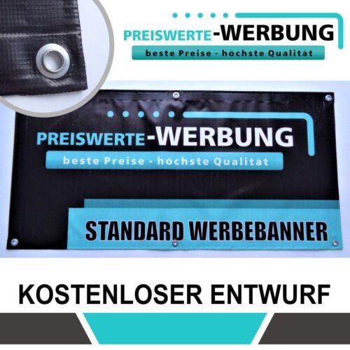 Druck und Entwurf im Preis höchste Qualität PVC Werbebanner 100cm x 100cm