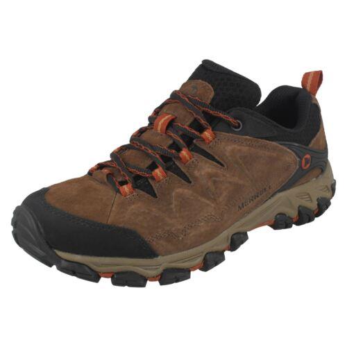 Merrell lacets Hommes marron Espresso Serraton à Chaussures Casual gwndxfAq17