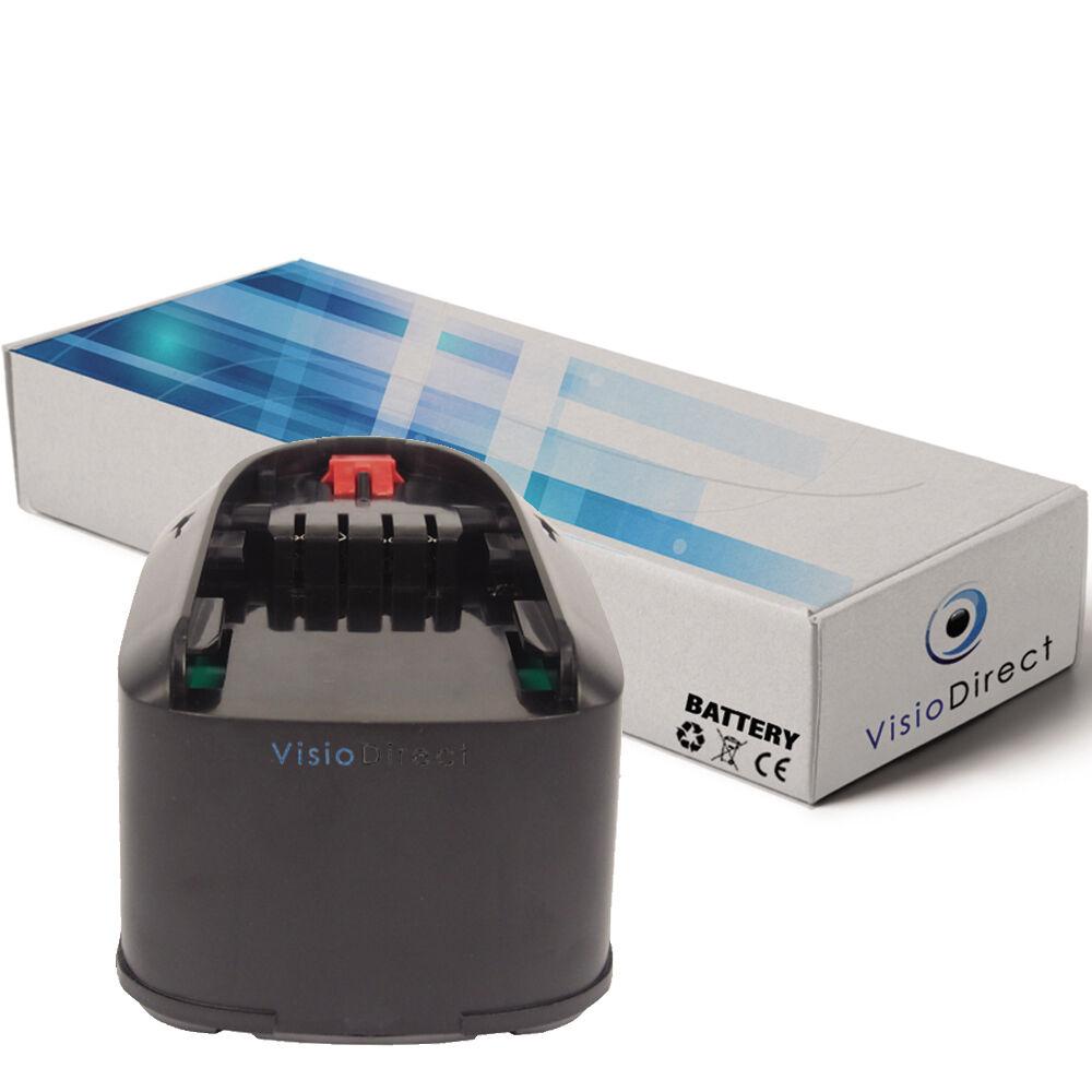 Batterie 18V 3000mAh pour Bosch PSB 18 LI-2 - Société Française -