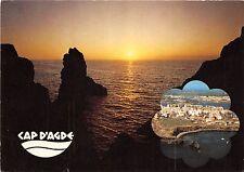 BR674 France Le Cap d'Agde multi vues
