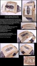 AMMON AUTOMATIK SWISS UHRWERK DAY/DATE 5 KARAT -BRILLANT VOLL SCHLIF UVP 12500,-