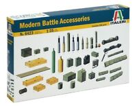Italeri 1/35 Modern Battle Accessories # 6423