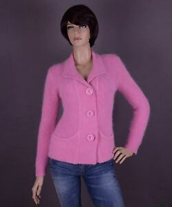 S M Angora Taille En Ou Couleurs Et Option Blazer Rose XUwXxcqBFv