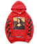 OFF WHITE Mona Lisa Print Hoodie Men/'s Street Wear Jumper Sweatshirt Women Tops//