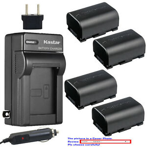 Kastar-Battery-AC-Charger-for-JVC-BN-VG107-JVC-Everio-GZ-HM980-Everio-GZ-HM990