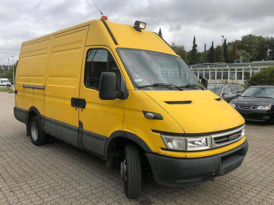 Iveco Daily 3,0 35S17 13,2m³ Van AG Diesel aut. Automatgear