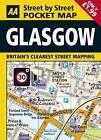 AA Pocket Map Glasgow by AA Publishing (Sheet map, folded, 2015)