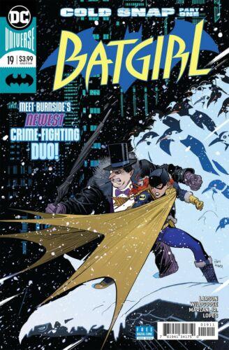 Batgirl #19 DC Comics 1st Print EXCELSIOR BIN