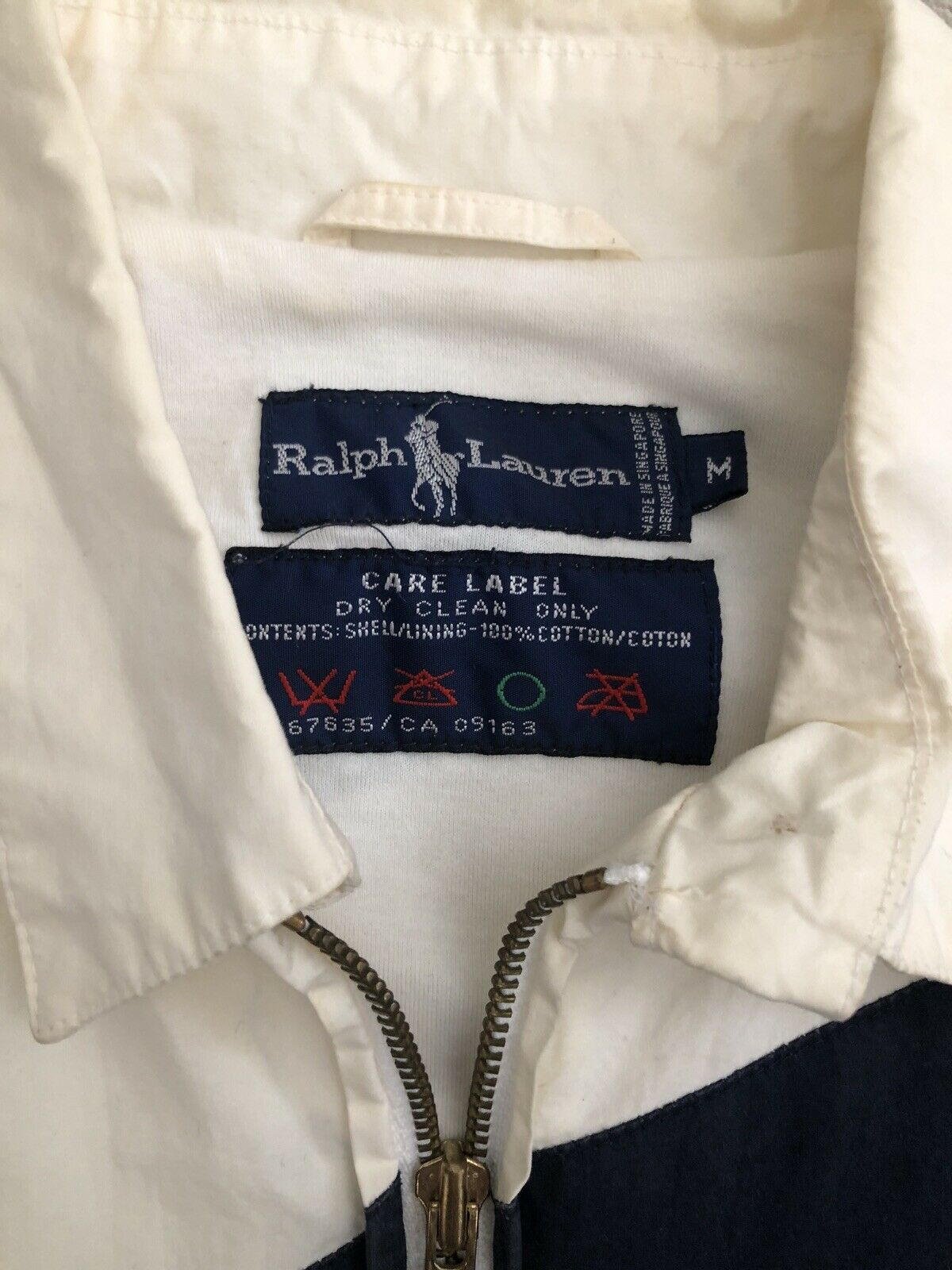 GRAIL! VTG POLO RALPH LAUREN GRAPHIC WING 1992 Wi… - image 4