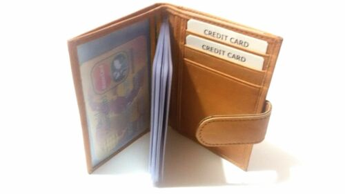 Leather Credit Card wallet//Leather Credit Card Holder//Credit Card Cover-AKSLE999