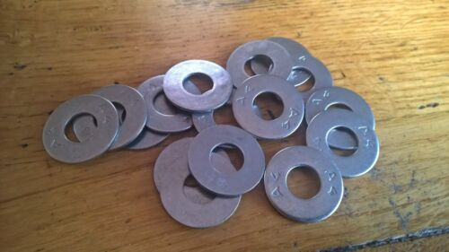 PENNY REPAIR WASHERS A4 MARINE GRADE STAINLESS STEEL M8 x 20 25 30MM MUDGUARD