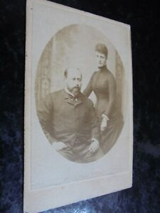 Cdv-old-photograph-Prince-Edward-Princess-Alexandra-1880s-ref-310-5