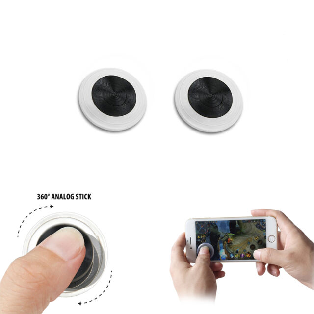 Ultra-thin Mini Game Controller Mobile Joystick V3 For Smart Phone Tablet Ipad