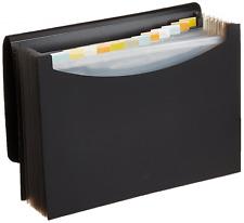 Document Storage Expanding File Folder 13 Pocket Letter Organizer Bag Waterproof