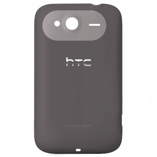 Genuine Battery Back Cover For HTC Wildfire S - Grey