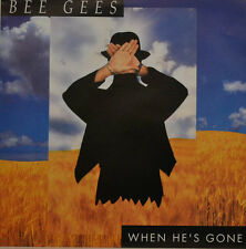 """BEE GEES - WHEN HE`S GONE Single 7"""" (I865)"""