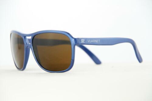Vintage Vuarnet 003 Blue Gitan Sunglasses PX5000 Brown lens Similar VL0003