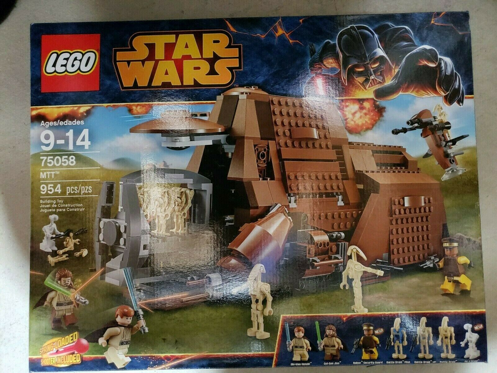 LEGO 75058 Stern Wars MTT