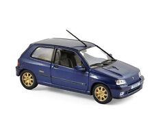 NOREV 517521 Renault Clio Williams 1996 - Blue 1:43 suberb detail