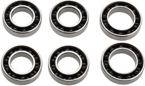 J/&L Ceramic Bearing*6pc for Zipp 77//177 Rim Brake Hubs 202,303,404,808/&30 Course