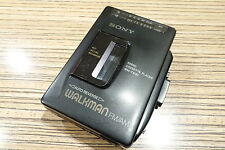 Sony WM Walkman MC Cassette Stereo EX 30  (266) Auto Reverse Kassette Player