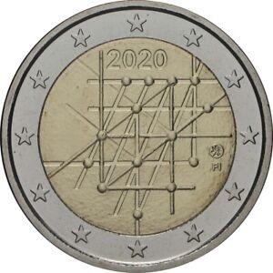 Finland-2020-Turku-universiteit-2-euro-CC-UNC