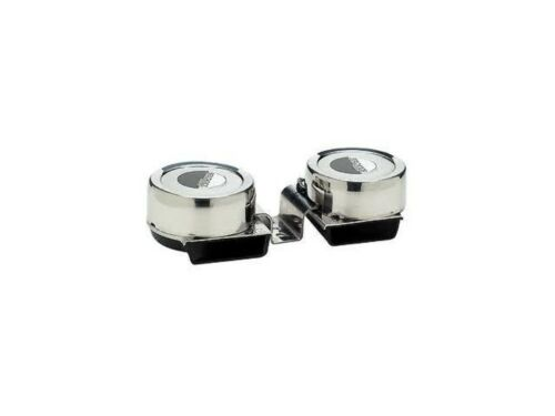 SEACHOICE COMPACT DOUBLE ELECTRIC HORN-12V DC  Safety Coast Guard SCP 14521
