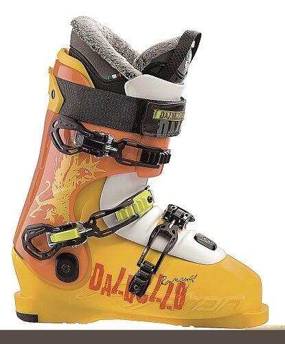 2014 Dalbello KR Rampage Mens Ski Boots Cat orange Size 26.5