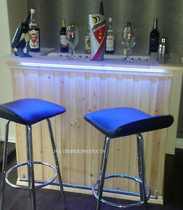 Vegas Style Garden Bar Wine Bar Mancave Home Bar Drinks Bar Ebay