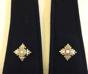 2nd-Lieutenant-Rank-Officer-Rank-Stars-Pips-Second-Liet-Pair-Army-Military