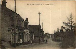 CPA HAILLICOURT - La Croisures (976643)