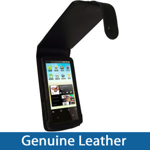 Black-Leather-Case-Cover-Holder-for-Archos-32-Android-Internet-Tablet-8gb