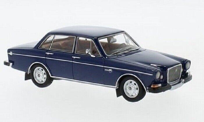 Neo 1 43 Neo 49554 1969 Volvo 164 Sedán Oscuro Azul Nuevo N  Como Nuevo En Caja